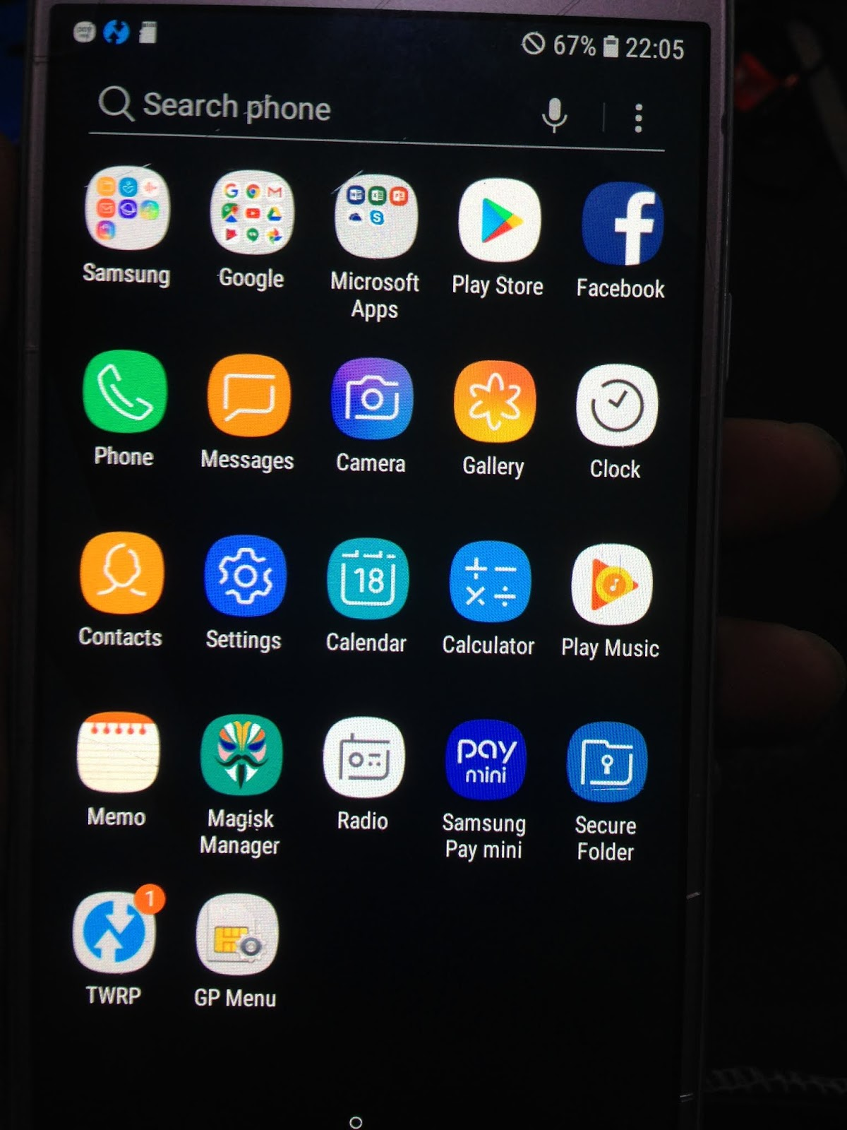 Samsung J710F root file download 8 1 0 latest version U5 100