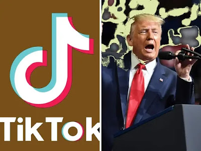 Top Trump Support Reports Of 'Serious Actions' In China TikTok