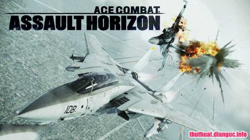 Download Game Ace Combat Assault Horizon Full Cr@ck Fshare