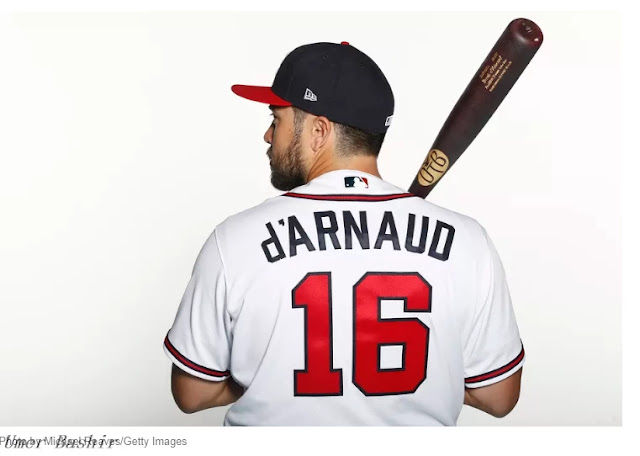 The Daily Chop: Braves drop collection opener, Schebler, Flowers and d'Arnaud fall ill