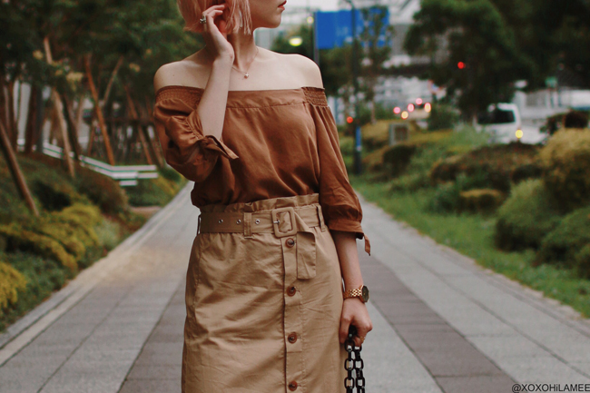 Japanese Fashion Blogger,MizuhoK,20190629OOTD