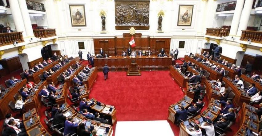 CONGRESO DE LA REPÚBLICA: Comisión de Educación debatirá proyectos de ley que proponen crear universidades