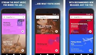 Servizio Google Play Music