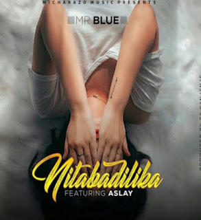 DOWNLOAD AUDIO | Mr Blue Ft Aslay - NIMEBADILIKA mp3