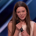 This very shy girl got the golden buzzer in America's Got Talent