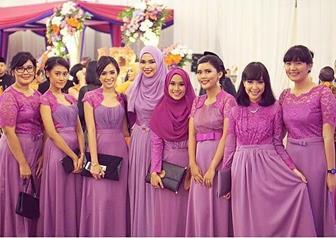 Model Kebaya Simple Tapi Elegan Untuk Pesta Pernikahan Sahabat
