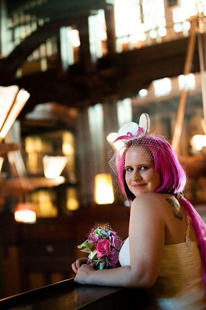 Katelyn's Disney's Grand Californian Hotel Rock the Dress Session