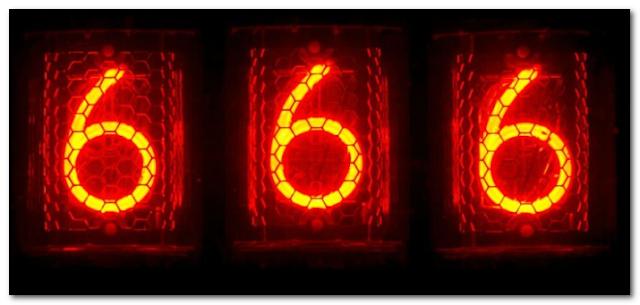 রহস্যময় '666' এক সিক্রেট কোড ! যা না জানলে বুঝবেননা সামনে কে আসতে চলেছে?