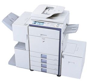 Sharp MX-5500N Printer Driver & Software Download