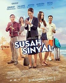 Download Film Susah Sinyal (2017) Full Movie Gratis