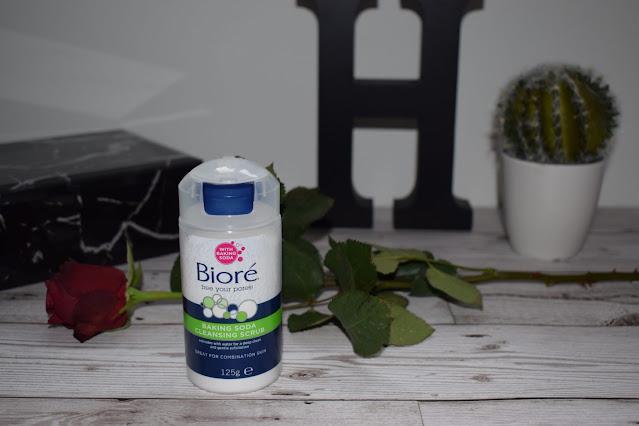 Biore Baking Soda Cleansing Scrub