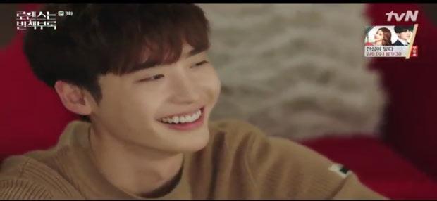 senyum manis cha eun ho yang diperankan lee jong suk