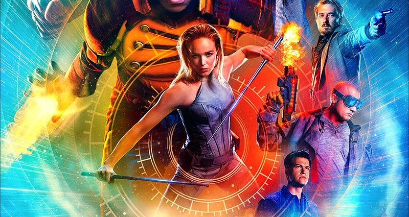 DC‵s Legends Of Tomorrow season 2 (2016)