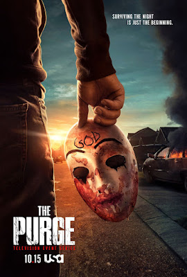 The Purge Season 2 Poster
