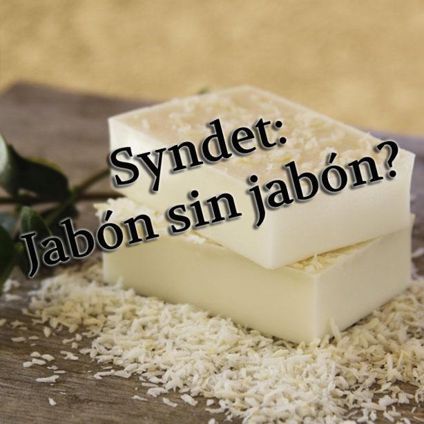 No Todo Lo Que Reluce Es Oro Syndet Jabón Sin Jabón