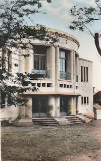 Cinéma Casino Tébessa Algeria postcard