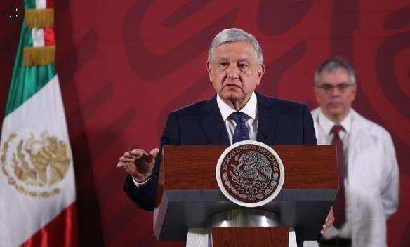 ¡López Obrador al cardiólogo!