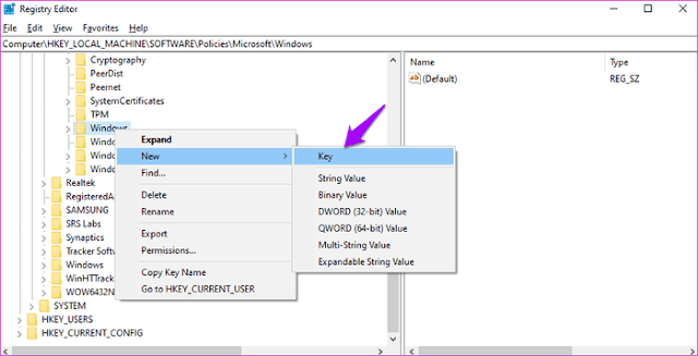 كيفية ايقاف القفل التلقائي في ويندوز 10
