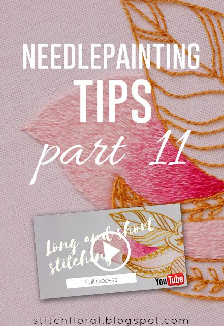 Needlepainting tips