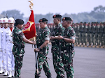 HUT Ke-1 Kogabwilhan, Panglima TNI: Kedepankan Kemampuan Tri Matra Terpadu