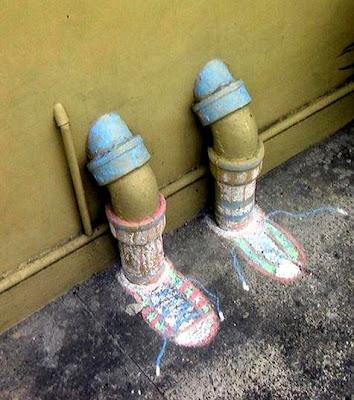 ejemplos guerrilla art