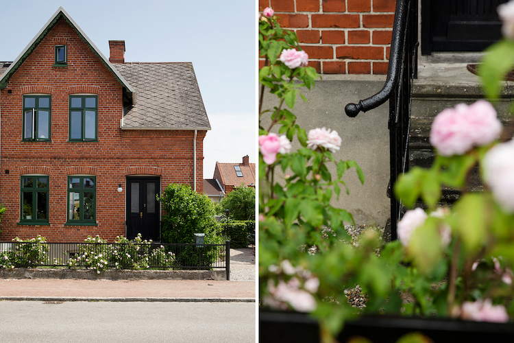Period Charm, Pattern and Fabulous Paintwork in a Striking Swedish Home