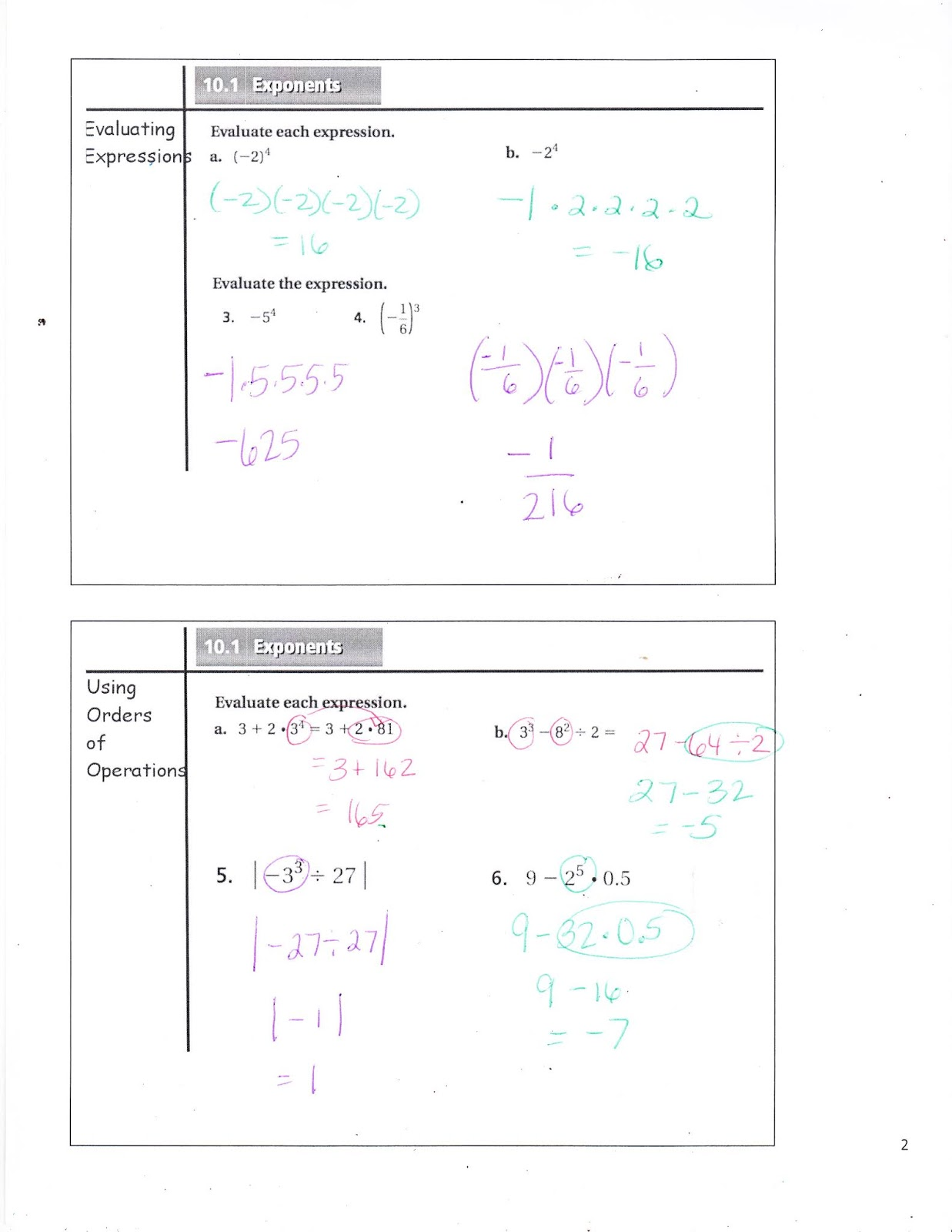 Ms Jean S Accel 7 Blog 10 1 Exponents