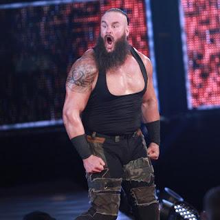 El luchador Braun Strowman