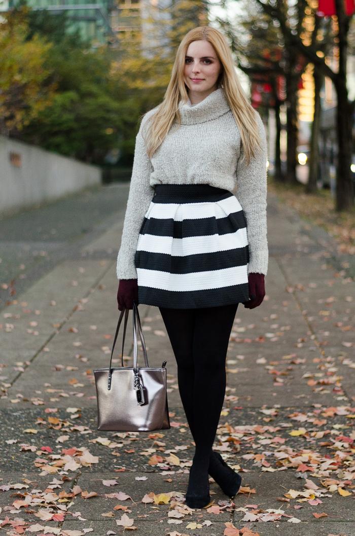 short skirts, mini skirt, Target Skirt, Vancouver Style Blog