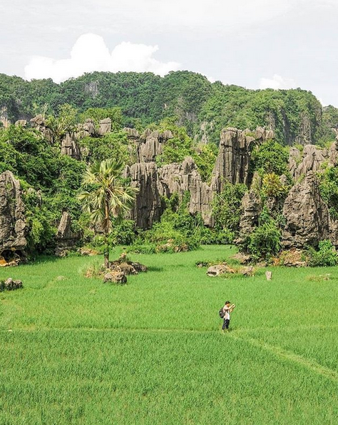 Rammang-Rammang in South Sulawesi, its Beauty is Always Remembered