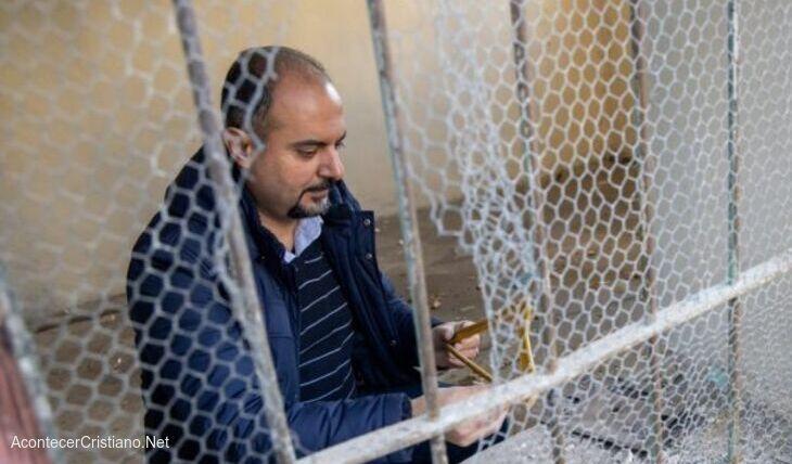 Pastor en medio de la guerra en Siria