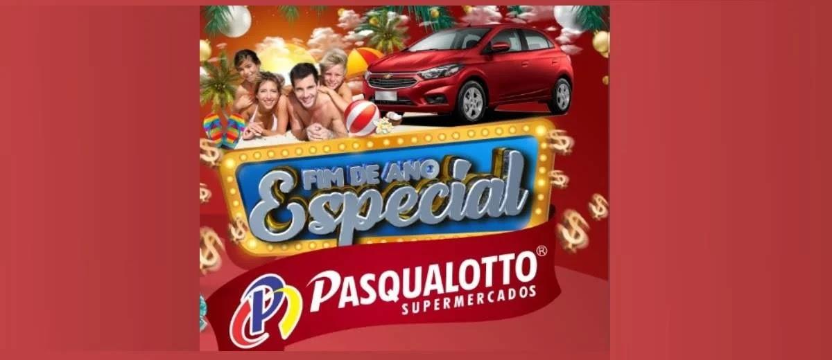 Promoção Pasqualotto Supermercados Fim de Ano 2019 - Carro, Viagens e Vales-Compras