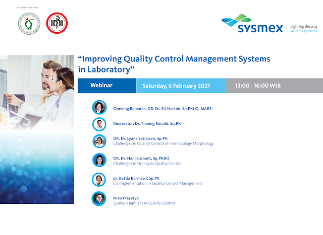 Free SKP IDI Improving Quality Control Management Systems in Laboratory