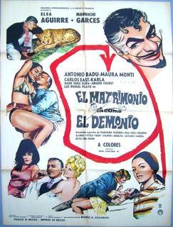 El Matrimonio Es Como El Demonio – DVDRIP LATINO