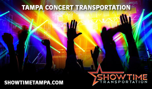 Tampa Concert Limo Service