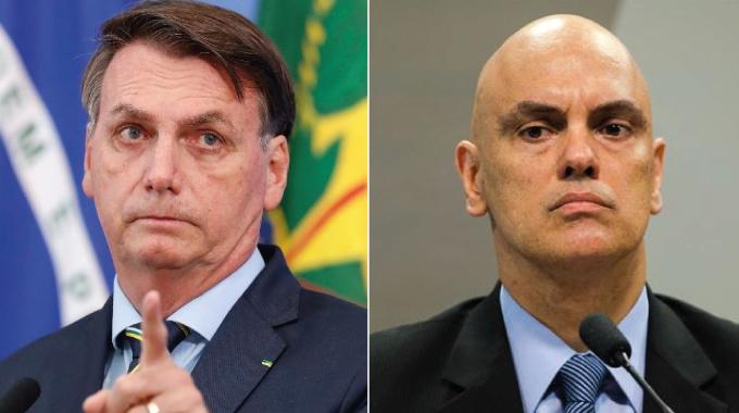Bolsonaro vai pra cima do STF com ADIN para recorrer da decisão de bloqueio a Twitters de aliados