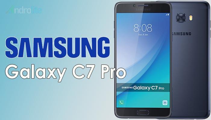 Samsung tidak membutuhkan waktu usang untuk kembali meluncurkan smartphone terbaru mereka  Samsung Galaxy C7 Pro - Update Harga Terbaru 2018 + Spesifikasi