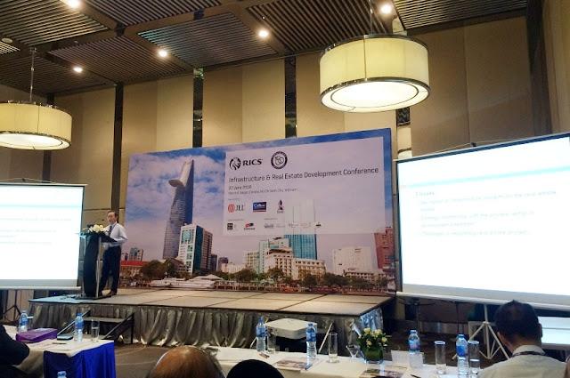 Vietnamese real estate market attractsforeign investors