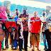 Resmikan Posko Pemenangan di Kelurahan Senayang, Ini Yang Disampaikan Nizar