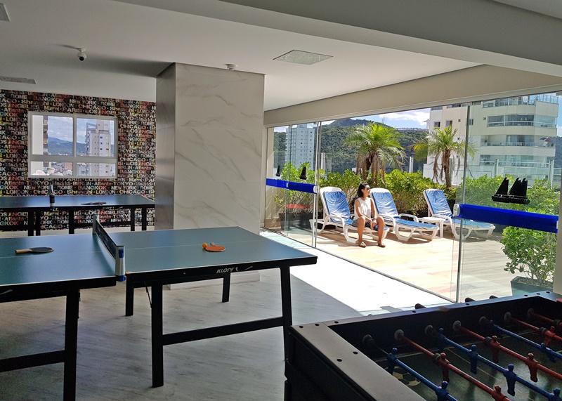 Hotel bom para crianças e adolescentes em Balneário Camboriú