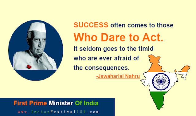First Prime Minister of India