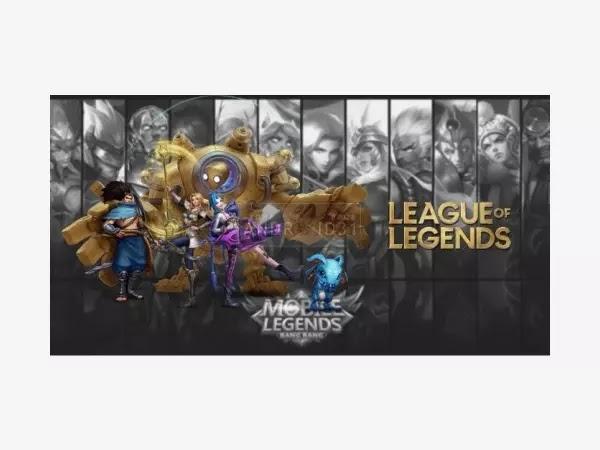 Mobile Legends vs League of Legends