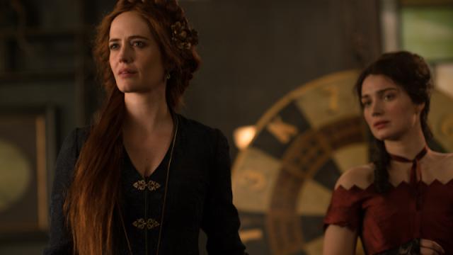 Las luminarias, Lydia y Anna