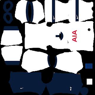 kit dls Tottenham DLS20