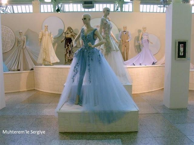 abiye giyim sergisi