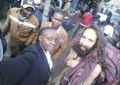 Jesus Christ in Kenya