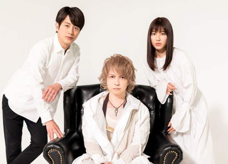 HYDE「ANOTHER MOMENT」Mengisi Theme Song Drama Kamen Dosokai