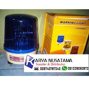 Jual Rotary LTE 1161 Biru Lampu Proyek 6Inch 220V di Sumenep