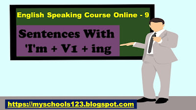 English Speaking Course Online - 9
