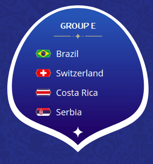 World Cup Group E
